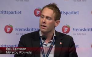 1. nestformann, Erik Tørrissen