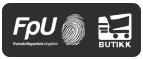 Partner logo: FpU Butikk.