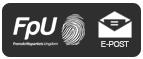 Partner logo: FpU Epost.