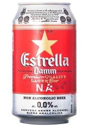 Testvinner: Det spanske bryggeriet Estrella Damm har laget en god pils med 0,0 prosent alkohol. Ølet beviser om at det finnes gode alternativer til vanlig alkoholinnholdig øl.