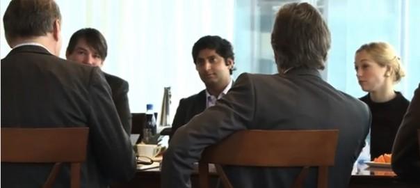 FpU på «mini-Davos»