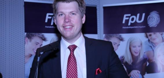 Atle Simonsen ny formann i FpU