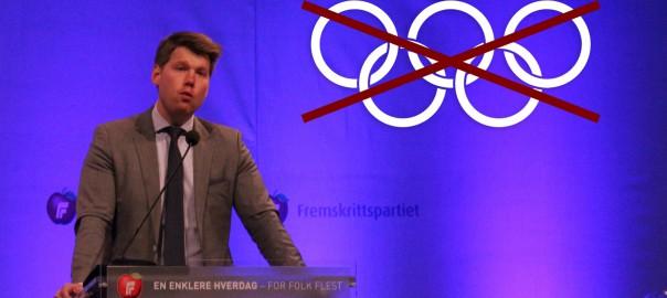 FpU med motforslag til IOC