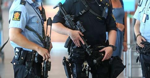 Nødvendig med bevæpnet politi