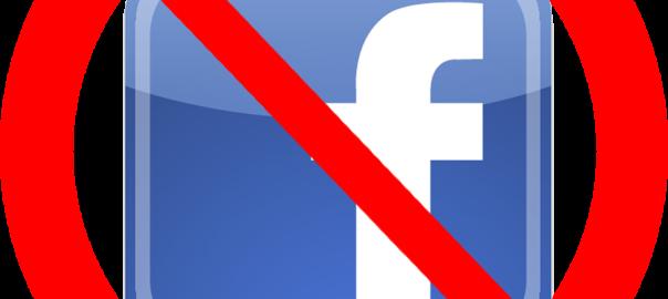 Miljøpartiet bør logge av Facebook