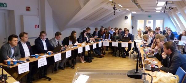 Vedtatte resolusjoner fra landsstyremøte 20.-21. februar