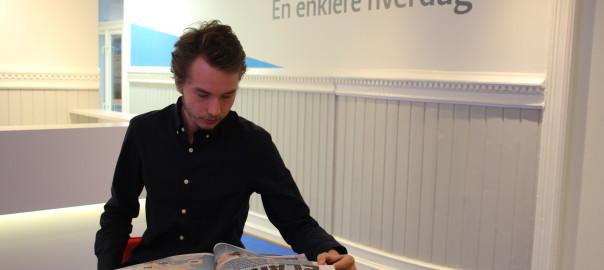 Vil du lære hvordan det er å jobbe i Norges viktigste ungdomsparti?