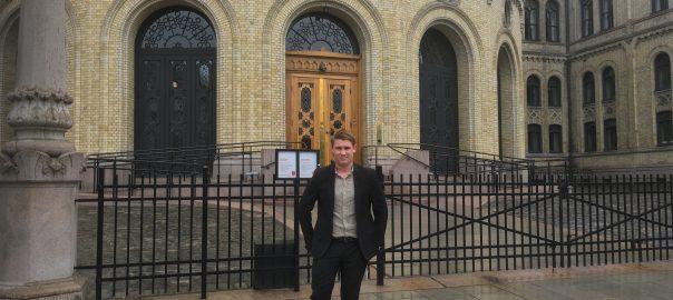 Ole Martin Johansen ny rådgiver i FpU