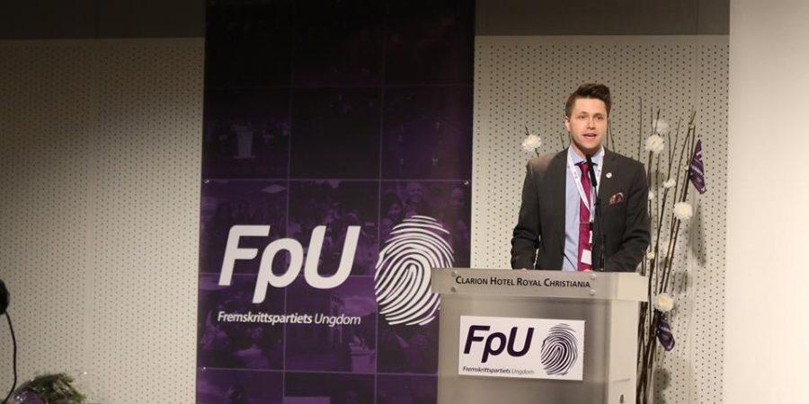 Bjørn-Kristian Svendsrud innstilt som FpU-formann