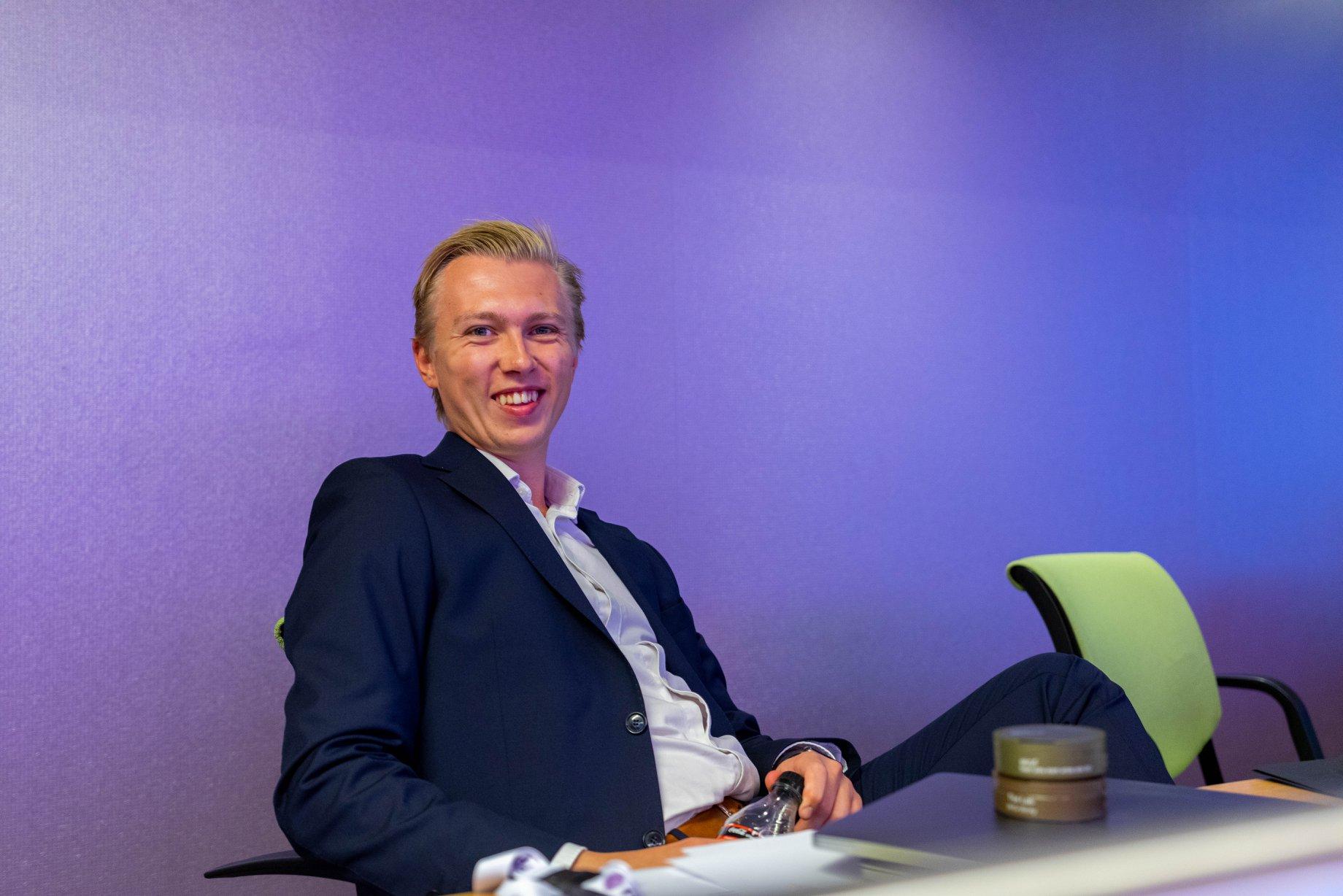 Andreas Ingebretsen er FpUs nye generalsekretær!
